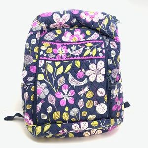 VERA BRADLEY BOWLER NIGHTINGALE Backpack Bag Tote